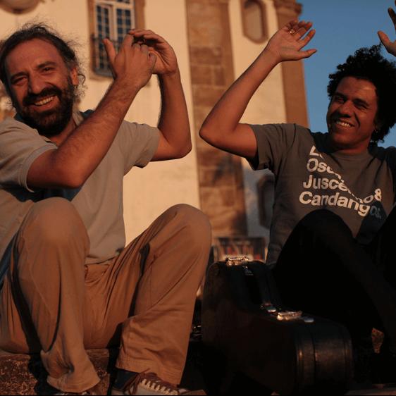 STEFANO BOLLANI & HAMILTON DE HOLANDA