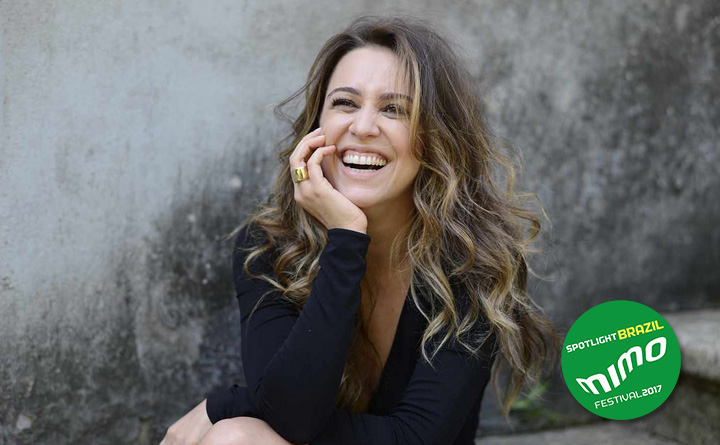 Roberta Sá apresentará 'Delírio' no Celtic Connections